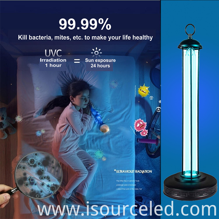 Top quality led germicidal lamp 38w for Home