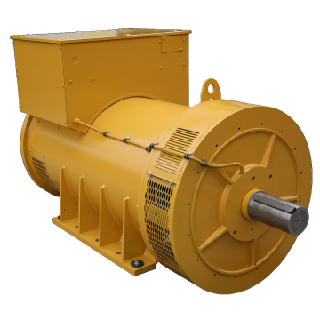 Marine Low Voltage Motor Generator Coupling