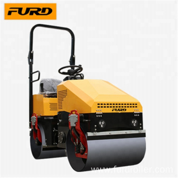 Vibration Controlled New 1 ton Road Roller with Good Price FYL890
