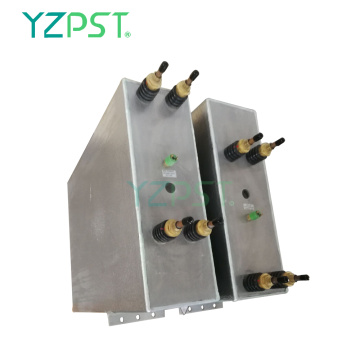High reliability 0.6KV electric heating capacitor 1000Hz