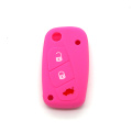 Fiat smart silicon car key Case