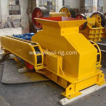 Roller spacing hydraulic quality new roll crusher