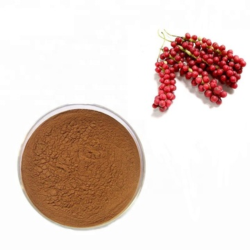 Mass Stock Factory Supply schisandra extract wu wei zi extract