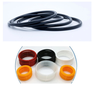 Silicone ​Rubber Strips in a Variety of Sizes