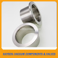 KF 316 Stainless Steel Half Nipple short KF-16