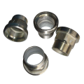 Steel CNC Machined Hydraulic Cylinder Components