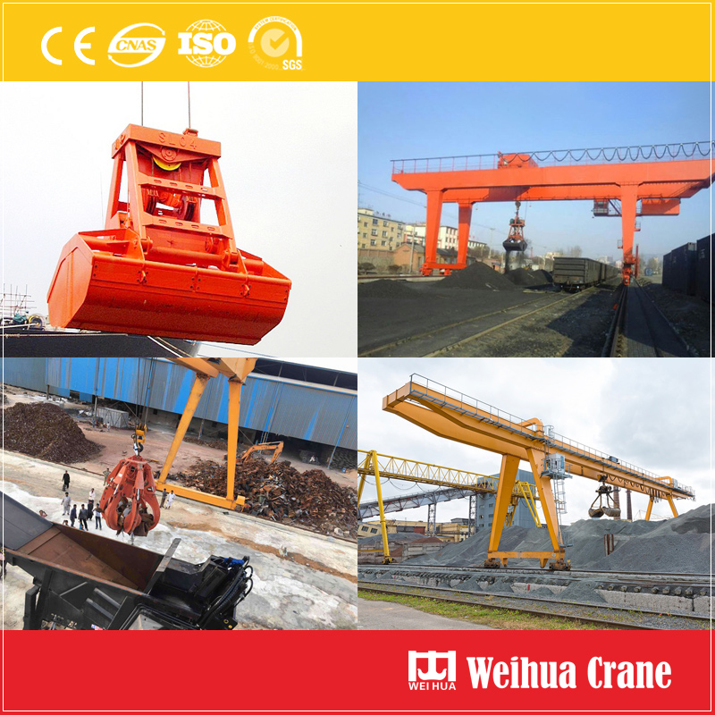 Grab Gantry Crane