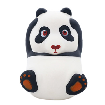 2020 New Kawaii Panda Squishy Simulation Animal Bread Scented Slow Rising Soft Squeeze Toy Stress Relief for Kid fun Gift 9*12CM