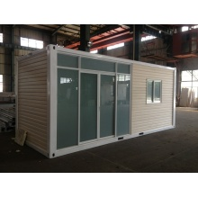 Fast Building Mobile Prefab Container Store