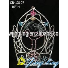 Custom Big Rhinestone Crowns
