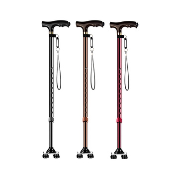Medical grade Stable upgrade cane walking stick crutch