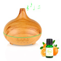 2020 Led Light Bluetooth Music Essential Oil Humidifier