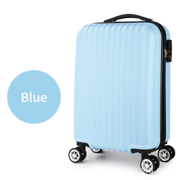 Best quality abs lightweight luggage sets