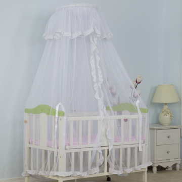 2020 TC lace baby net with standing