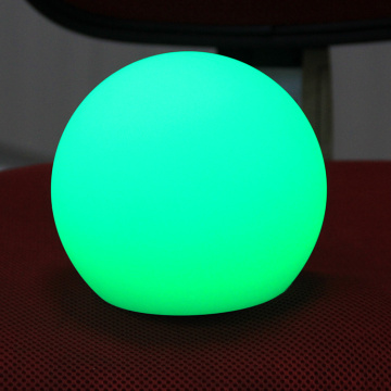 Led Ball Outdoor Multicolor Environmental Protection