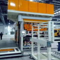 SMC interior hydraulic press
