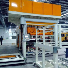 Automobile Interior Hydraulic Press