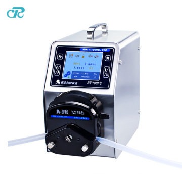 LCD Touch Screen Intelligent Dispensing Peristaltic Pump