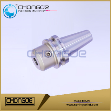 High Accuracy BT30/40/50 SLN End Mill Holder