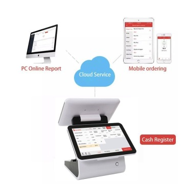 Table Top Ordering System and e-Menu retail POS