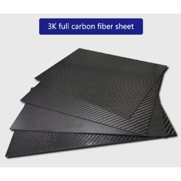 Two Sided CF Hybrid Sheets