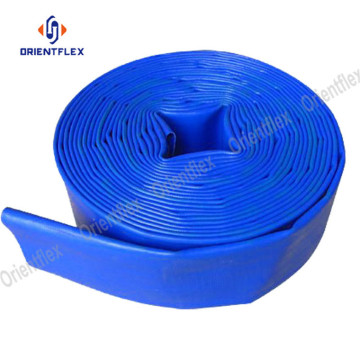 Agriculture pvc layflat water irrigation hose