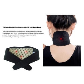 Neck pain relief devices shoulder massage belt