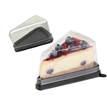 Disposable Clear Plastic Cake Containers