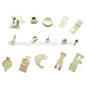 Copper Investment Casting Lost Wax Casting Components