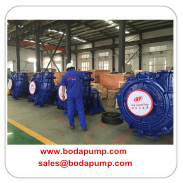 Centrifugal Expeller Seal Slurry Pump