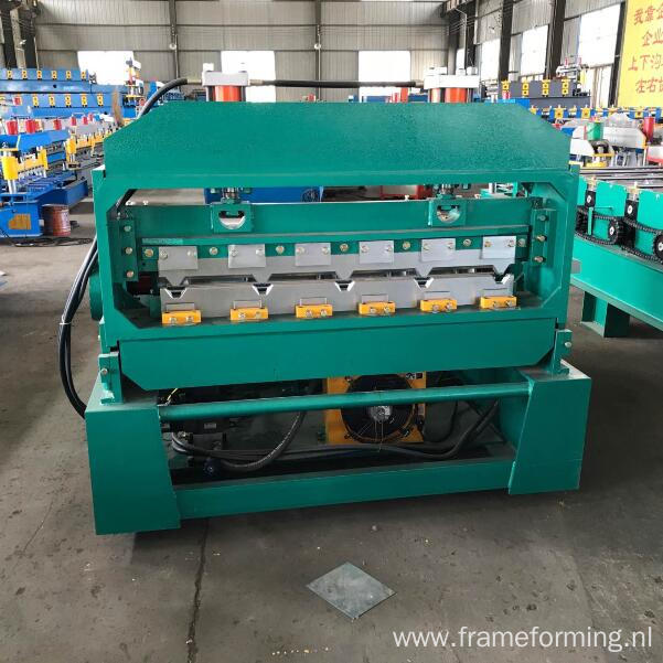 corrugated sheet crimping machine corrugated sheet bending machine