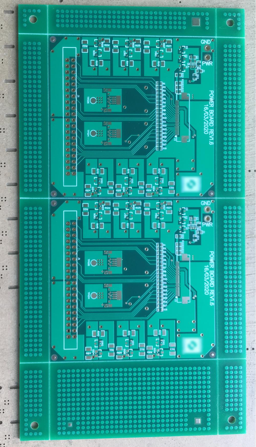 4 layer power board