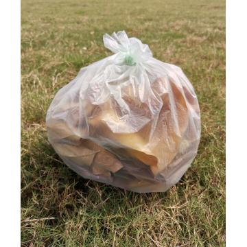 Cornstarch Custom Printing Colored Biodegradable  Trash Bags