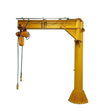 20 ton free standing jib crane specification
