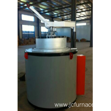 Small well annealing furnace