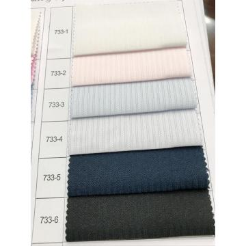 T/C Dobby Twill Dyed Ready Goods Fabric