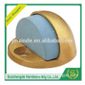 SDH-003SS Hot sale brass door stoppers wiht rubber
