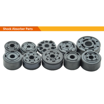 Sintering metal damper piston for auto shock absorber