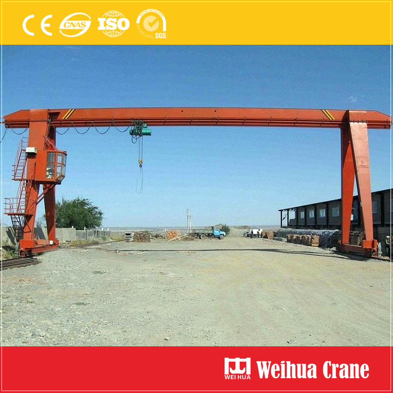 Single Girder Gantry Crane 4