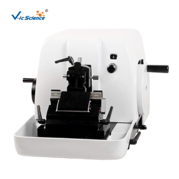 Rotary Histology Microtome For Lab