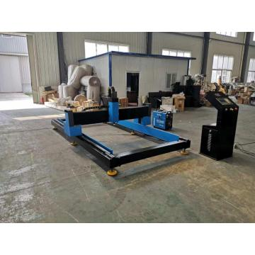 Setup cnc plasma cutting machine specification
