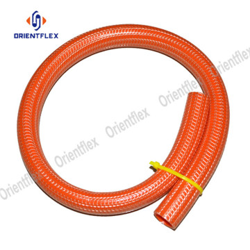 PVC fiber knitted hose for garden irrigation