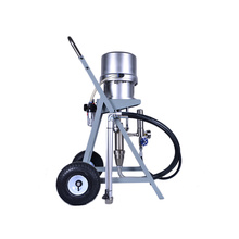 air powered airless paint sprayer pneumatic pump