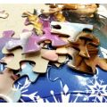 Custom cheap and beautiful 1500pcs paper adult puzzle