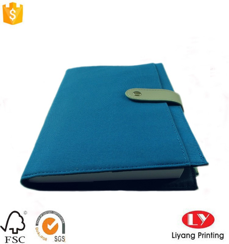 fabric notebook 1
