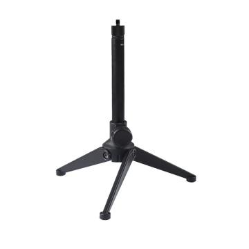Portable Folding Mini for Camera and mobile Phone Tripod Monopod Stands worldwild 120 degree rotate 1/4 screw mount