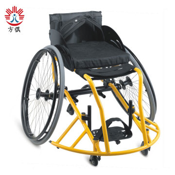 Leisure Sport Light Basketball Wheelchair for Disabled