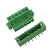 5.08mm pitch terminal block with fixed locking screw