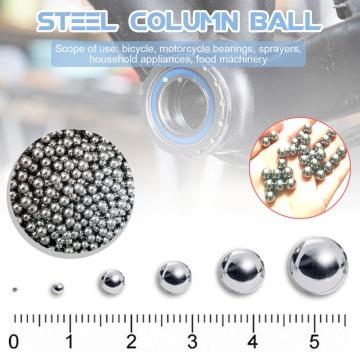100Pcs/200Pcs Dia Bearing Balls Hot Sale Stainless Steel Precision Slingshot Balls 6mm 8mm for Bicycles Bearings