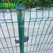 High Security Perimeter Villa Welded Wire Mesh Fence